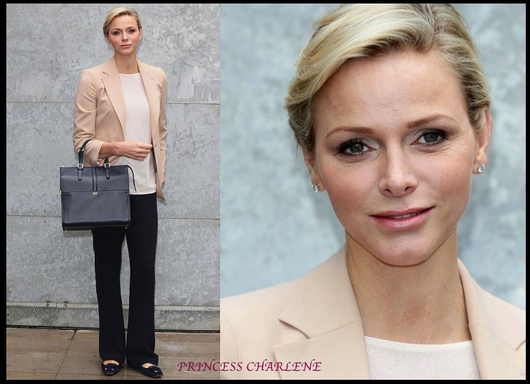 Princess-Charlene-in-Armani