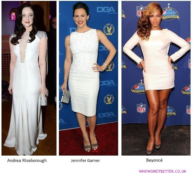 Look Pristine in White | Spring '13 Trends