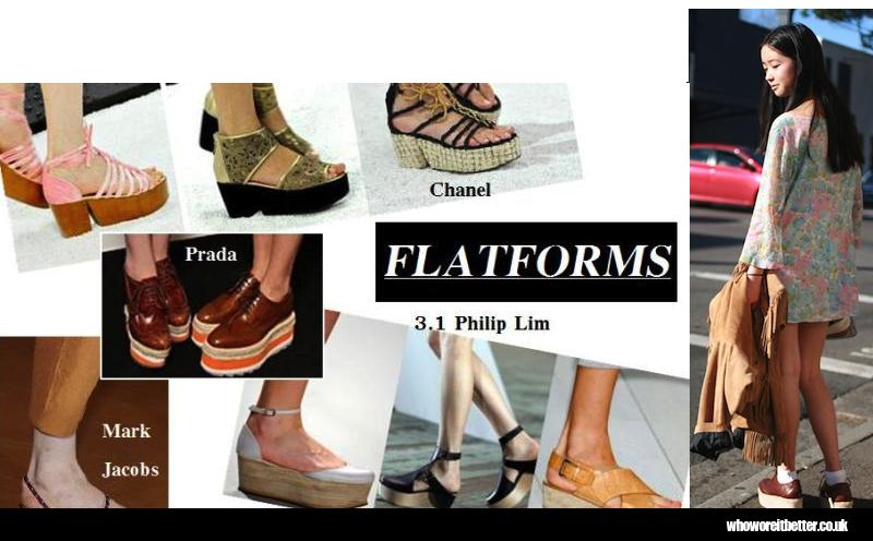 Oriental Flatform Trends
