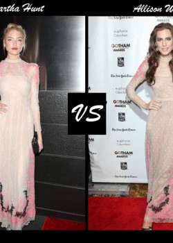 WWIB-Martha-Hunt-VS-Allison-Valentino-Dress