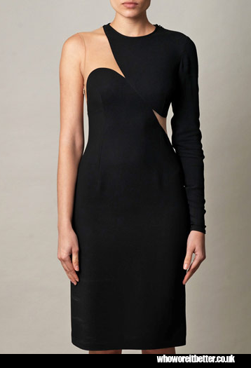 GET THE STELLA MCCARTNEY EXTER MIRACLE DRESS (£965)