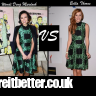 Wendi Deng Murdoch vs Bella Thorne in Rodarte