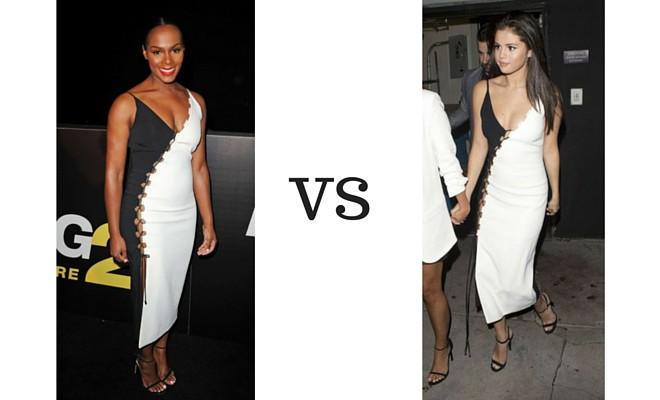 Tika Sumpter vs Selena Gomez