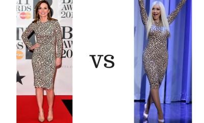 Geri Halliwell vs Christina Aguilera