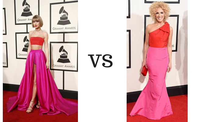 Taylor Swift vs Kimberly Schlapman